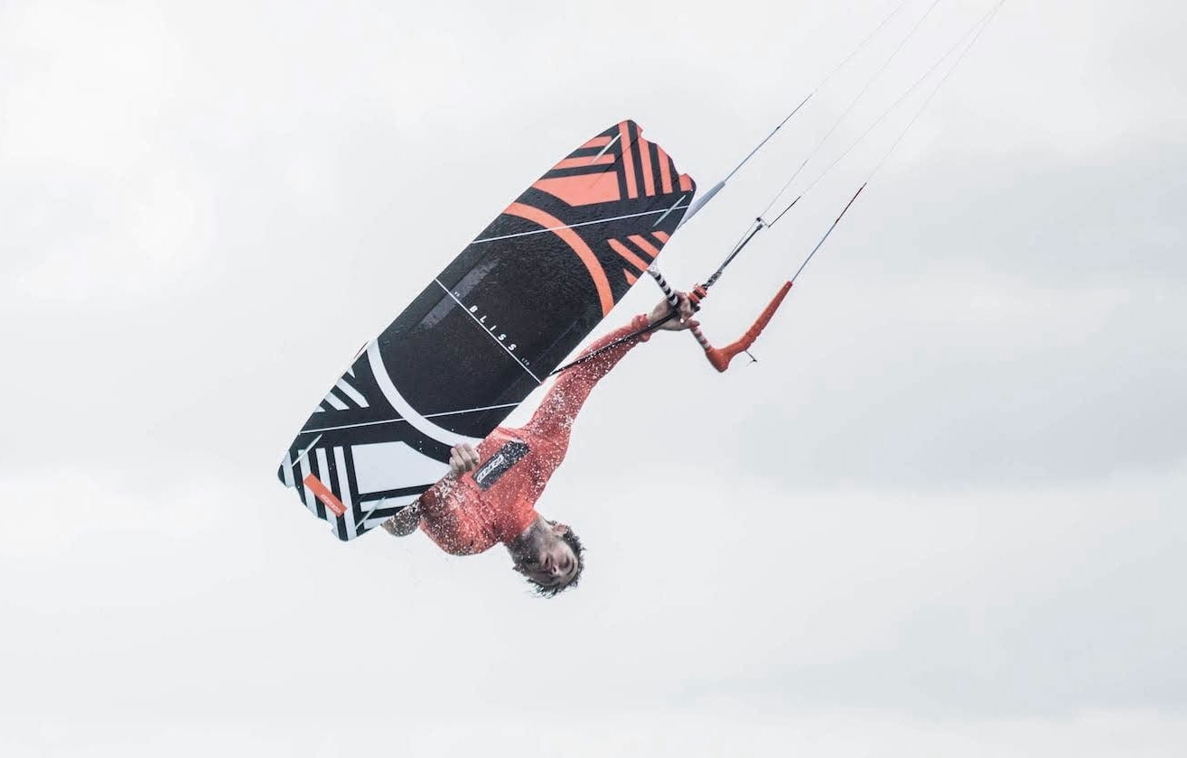 Shawn Richman joins RRD International Kiteboarding Team