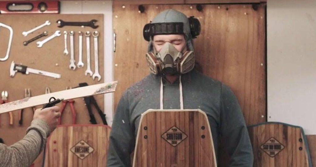 Lieuwe - Handcrafted custom kiteboards
