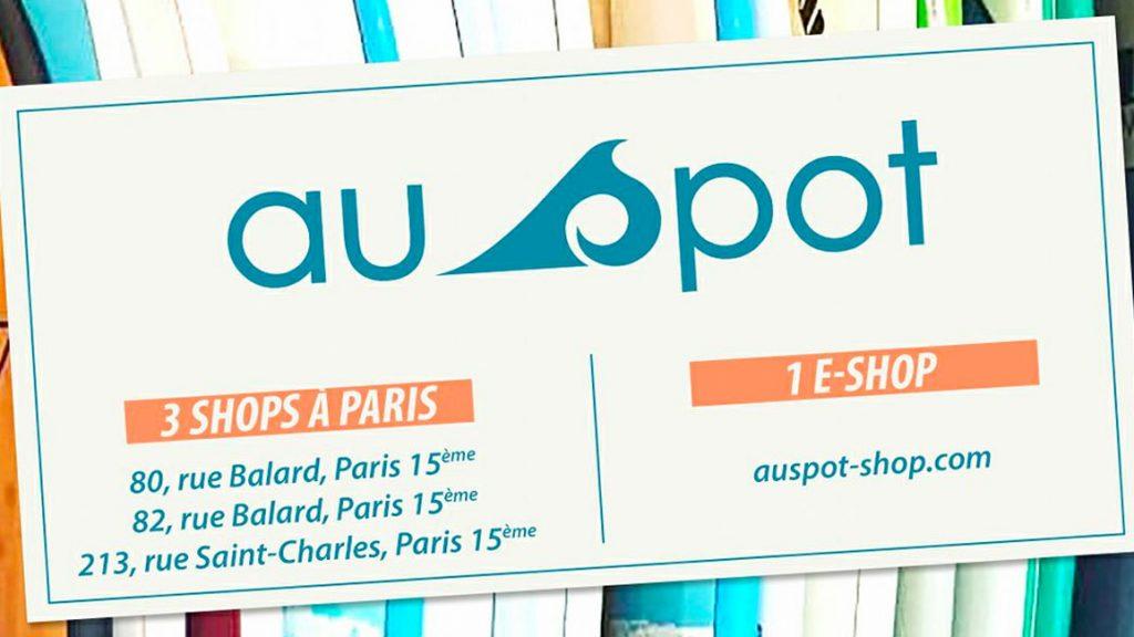 Au Spot Surfshop