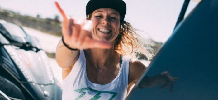 Jalou Langeree joins North Kiteboarding