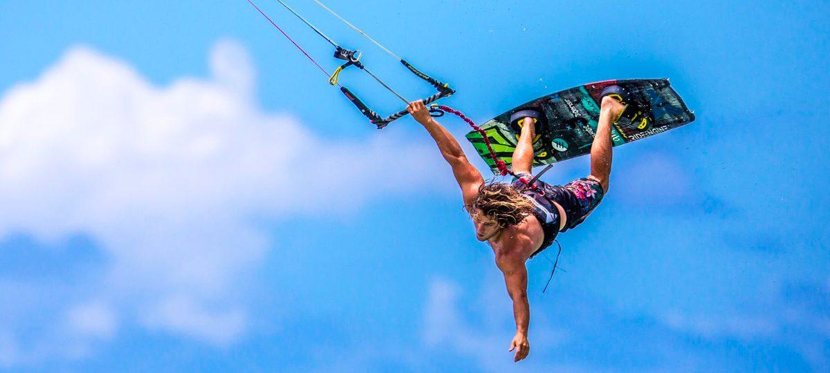 Jesse Jesse Richman - Naish Kites