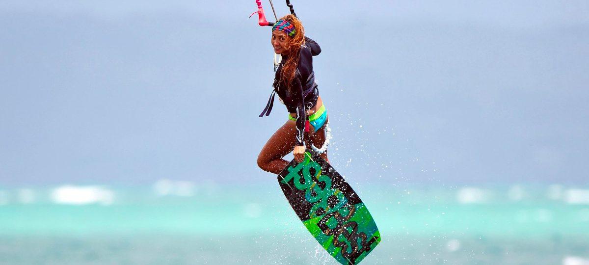 Paula Rosales - Naish Kiteboarding