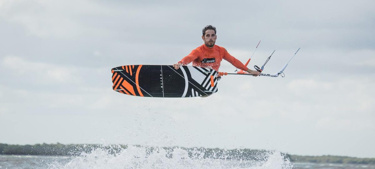 Shawn Richman - RRD Kiteboarding