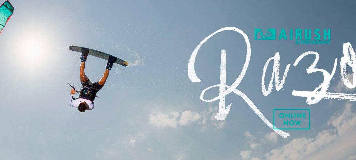 Anthar Racca - Airush Kiteboarding