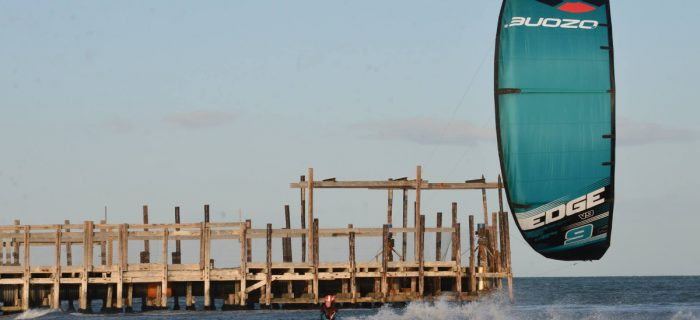 Ozone's Marine Tlattla sets new women's kitesurfing speed world record