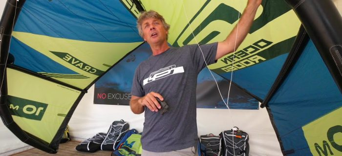 "Ocean Rodeo introduces ""Aluula"" to replace dacron in kite-manufacturing"