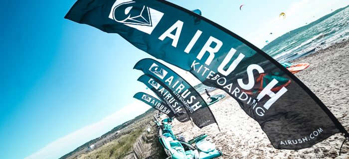 Airush 2019 French Demo Tour - Brittany
