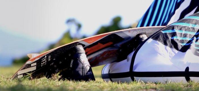 Contraband - A kiteboarding movie by Jeremie Tronet