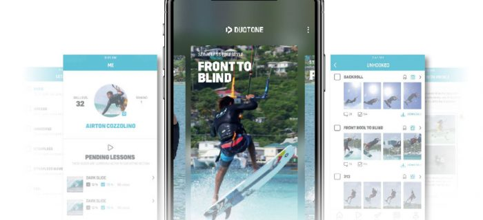 Duotone Kiteboarding launches academy app