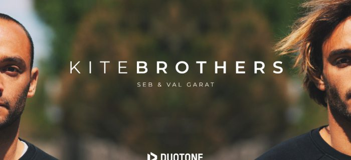 'Kite Brothers' by Val and Seb Garat