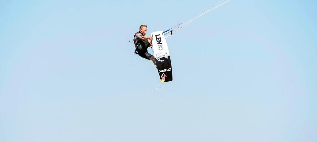 Ruben Lenten - Ozone Kiteboarding