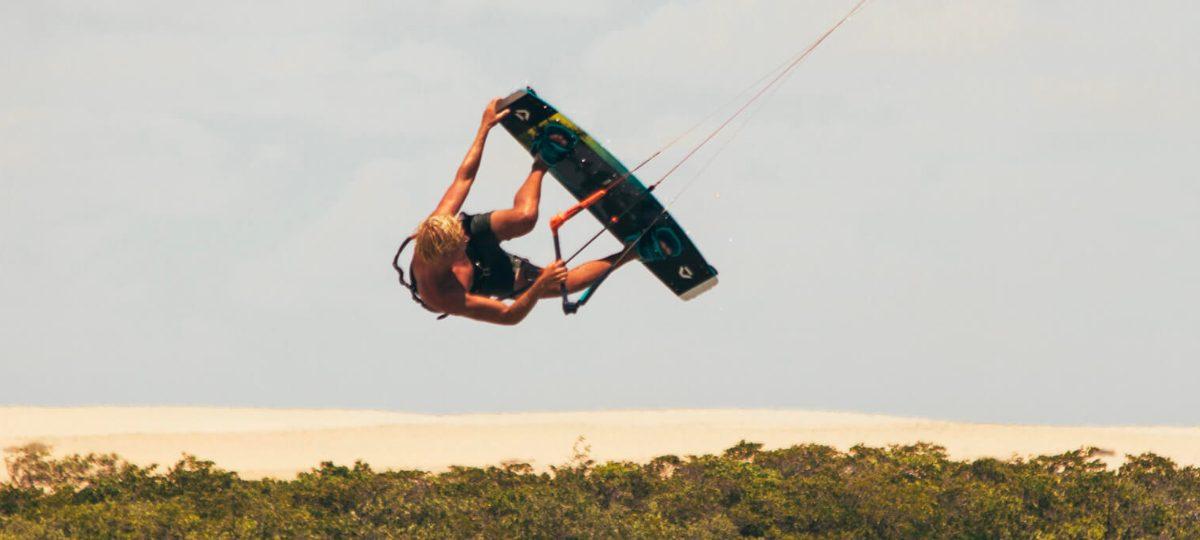 Lasse Walker - Duotone Kiteboarding