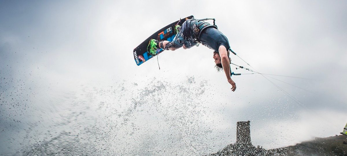 Marc Jacobs - Mystic Boarding & North Kiteboarding
