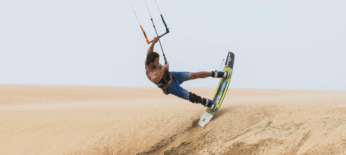 Tom Court - Duotone Kiteboarding