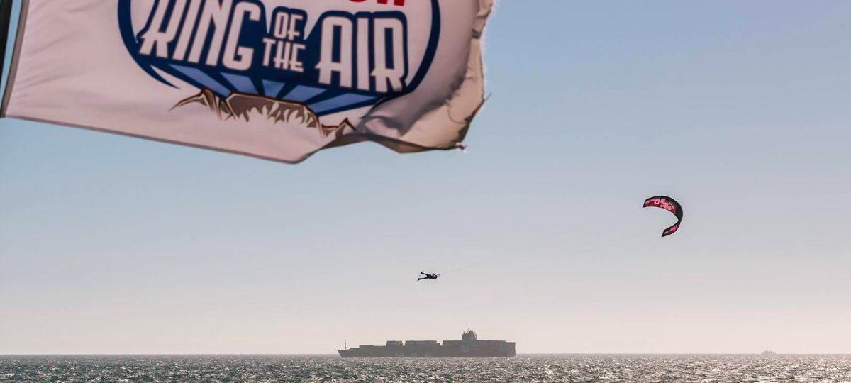 Gijs Wassenaar - Airush Kiteboarding, Red Bull King Of The Air