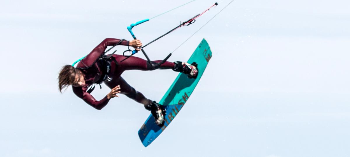 Kyle Rhett Cabano - Airush Kiteboarding