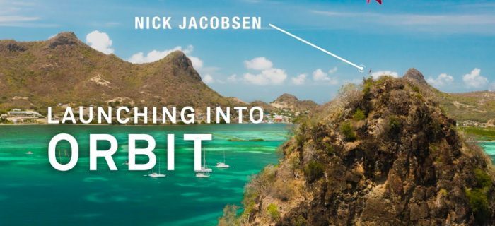 Launching into Orbit with Nick Jacobsen