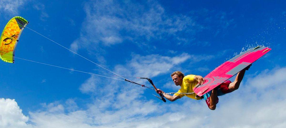James Boulding - Cabrinha Kiteboarding