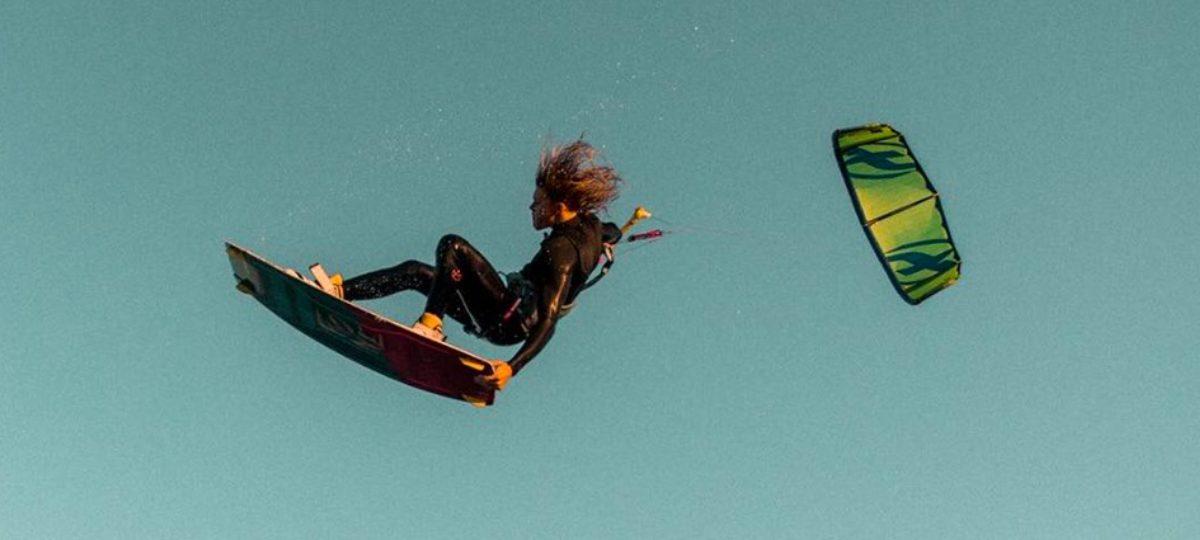 Liam Whaley - F-One Kiteboarding