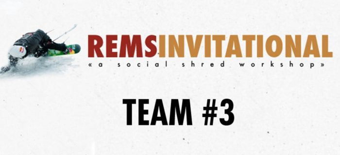 Rems Invitational - Team #3 (Winning Edit)