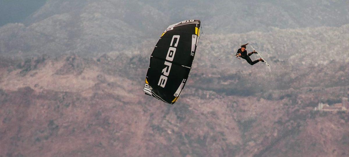 Angely Bouillot - Core Kiteboarding
